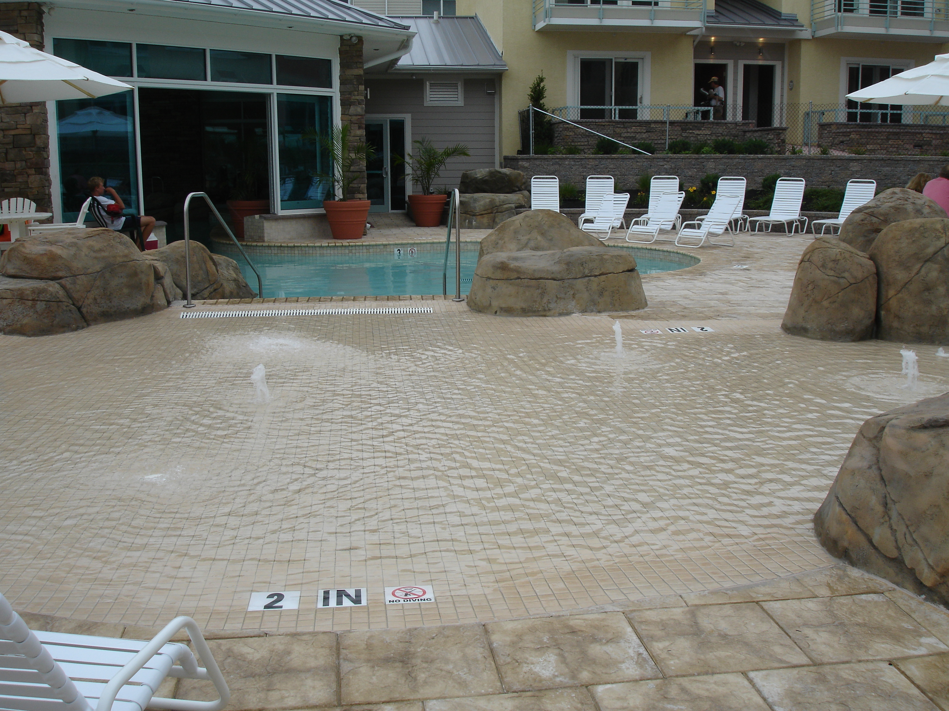 Seapointe Village Wildwood, The IBIS wading pool
